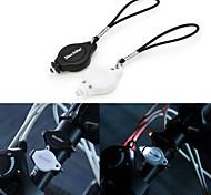 blocklite 2 Knopfbatterie leicht Radfahren 20 schwarz / orange / weiß-sw010a tragen