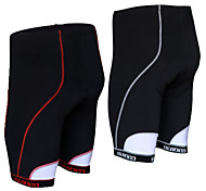 REALTOO Unisex Summer Cycling Shorts with Coolmax Pad