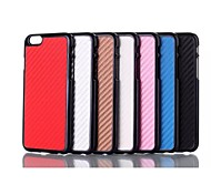 Elegant 2015 new products carbon fiber for iphone6 phone
