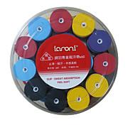 iannoi mango absorción del sudor agarre banda para la raqueta de bádminton 30 piezas