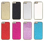 Special Design Solid Color Diamond Look Polycarbonate Metal for iPhone 6 Plus (Assorted Colors)
