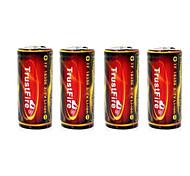 Batería - Trustfire - 18350 - Li-ion - 1200mAh - ( mAh )