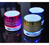 Colorful LED Lights Blazing Dynamic Mobile Computer Wireless Bluetooth Stereo Subwoofer