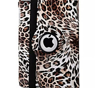 Leopard Print PU Leather 360⁰ Cases/Smart Covers iPad 2/iPad 3/iPad 4