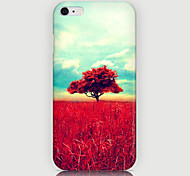Wheat Pattern Back Case for iPhone 6