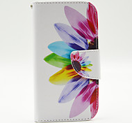 магия spider®sunflower открытое покрытие кожаный чехол бумажник PU стенд с экрана протектор для Samsung Galaxy 9500