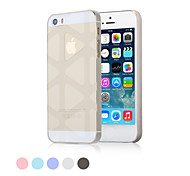 GGMM® Elegant Full Body PC Material Protected Case for iPhone5/5s
