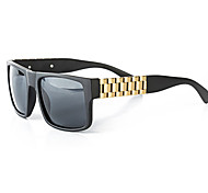 Men's 100% UV400 Wayfarer Sunglasses