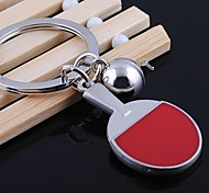 Table Tennis Keychains