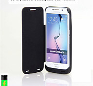 4200mAh Skin Thin Battery Clip Case for Samsung Galaxy S6 (Assorted Colors)