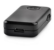 Bluetooth 3.0 estéreo carro receptor de áudio de música sem fio para iPod, iPhone smartphones kit mãos livres (preto)