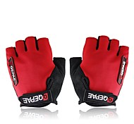 Cycling Gloves Fingerless Bike Outdoor Sports Bicycle Anti-Slip Breathable Half-Finger Gloves Size(M/L/XL)