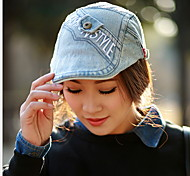Adjustable Three-dimensional Letters Blends Ivy Cap