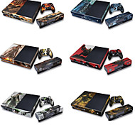 Novelty PVC Packging Bags, Cases Sticker & Skins for XBOX/Xbox One