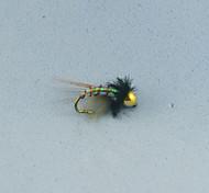 """Fliegen Fliegen 0.19g g / <1/18 Unze , 12mm mm / <1"""" Zoll 12pcs pcs Fliegenfischen"""