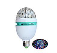 3W E26/E27 LED Kugelbirnen A90 3 500 lm RGB AC 220-240 V 1 Stück