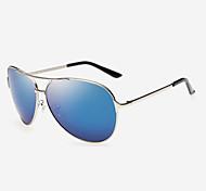 100% UV400 Classic Aviator Polarized Sunglasses