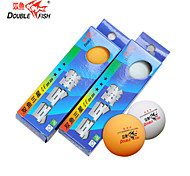 Double Fish ITTF Approved 3 Star White Table Tennis Ball 4pcs Packing