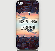City Pattern Phone Back Case Cover for iPhone5C