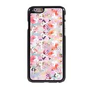 Oil Painting Design Aluminum Hard Case for iPhone 6 Plus