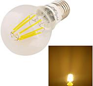 Lámparas LED de Filamento Decorativa YouOKLight E26/E27 8 W 8 750 LM Blanco Cálido AC 100-240 V 1 pieza