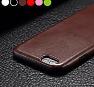 Hybrid retro ultradünnen PU-lederner Kasten für iphone 6 (verschiedene Farben)