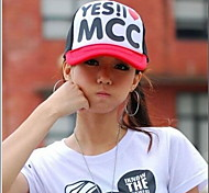 I LOVE MCC Summer Shade Hip-Hop Blends Baseball Cap