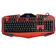 Rhorse RSTGG720  Backlight 112 Key  Multi-media  Gaming Keyboard