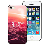 Be Happy Design PC Hard Case for iPhone 4/4S