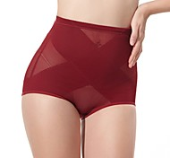 High-elastic Women's High Waist Lift Up Hips Abdomen Drawing Pants Postpartum Underwear