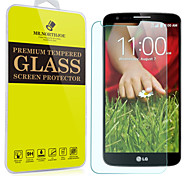 Mr.northjoe® Tempered Glass Film Screen Protector for LG G2