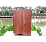 New Original Natural Wood & Bamboo Case Luxury Hard Back Wooden Cover For Apple iPad Air (Assorted Color)