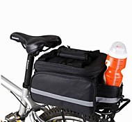 Mountain Bike Behind Racks Package