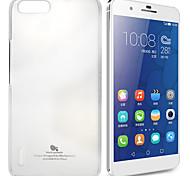 Black Pomelo® Solid Color Transparent Case for HuaWei Honor 6 Plus/PE-UL00