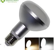 SENCART Lâmpada Redonda Decorativa E26/E27 10 W 800-900 LM 3000-3500K 6000-6500K K Branco Quente / Branco Frio 1 COB 1 pç AC 85-265 V