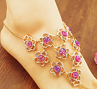 Fashion Cute Temperament Anklets