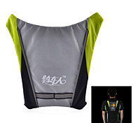 Bikeman Safety Warning R/C Signal Lamp Vest for Cycling (Color Assorted)