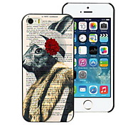 Unique Rabbit Design PC Hard Case for iPhone I4
