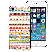 Triangle Design PC Hard Case for iPhone 4/4S