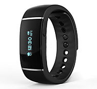 "ORDRO® S55 0.91"" IOS6.0 or Beyond Android 4.3 or Beyond Pedometer Call Alert, Messeage Alert Smart Bracelet"