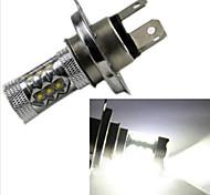 1 Stück dingyai Dekorativ Lichtdekoration H4 50 W 1600 LM K 14LED High Power LED Natürliches Weiß DC 12/DC 24 V