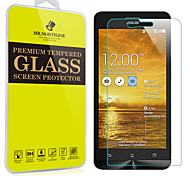 Mr.northjoe® Tempered Glass Film Screen Protector for Asus zenfone 5
