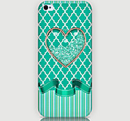 Love Box Pattern Phone Back Case Cover for iPhone5C