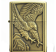 Eagle Series Kerosene Lighter Relief Style (Pattern Randomly Shipped)