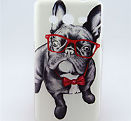 For Samsung Galaxy Case Pattern Case Back Cover Case Dog TPU Samsung Core 2