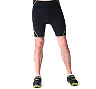 OUTTO Men's Breathable Night Reflective Cycling Bike Shorts