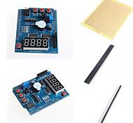 Обучение, основанное на многофункциональный платы расширения для Arduino