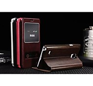 Special Design High-Grade PU Leather Full Body Cases Name Brand Style for Samsung Galaxy NOTE 4