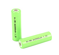 1.2V 2000mAh AA Rechargeable NiMH Battery (2pcs)