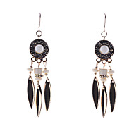 Ethnic Drop Earrings